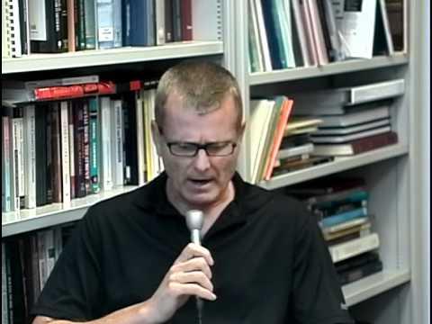 Professor John Coates tribute June 2012 - YouTube