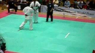 ALL AMERICAN OPEN 2008 KARATE KYOKUSHIN - 01 -