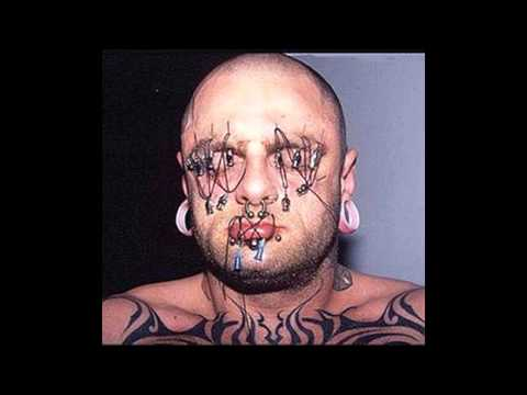 CRAZIEST BODY PIERCINGS