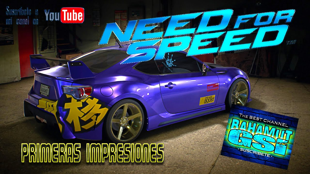 need for speed 2015 playstation 4 primeras impresiones. Black Bedroom Furniture Sets. Home Design Ideas