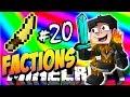 Minecraft Factions Versus #20 'golden Knife?!' - Treasure Wars S2 video