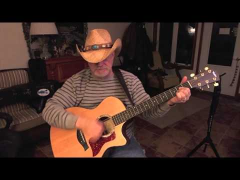 Even Cowgirls Get The Blues Guitar Chords - Johnny Cash - Khmer Chords