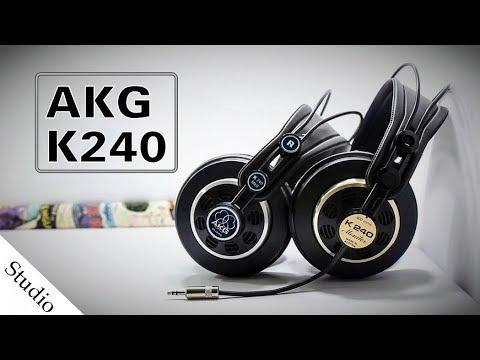Đánh giá tai nghe kiểm âm AKG K240 Studio: Thật như cuộc sống