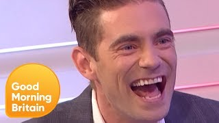 BGT's Matt Edwards Performs an Incredible Feat of Magic | Good Morning Britain