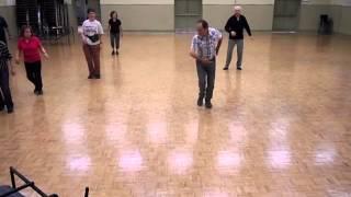 Ani chozer habaita, Israeli line Dance with Maurice PEREZ