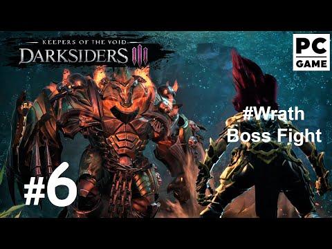 Darksiders 3 | Fury | Wrath | sin | Boss Fight | Nether | Complete Walkthrough 6 |