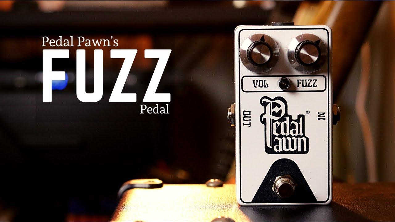 The Fuzzy Goodness!!! | Pedal Pawn Fuzz Demo