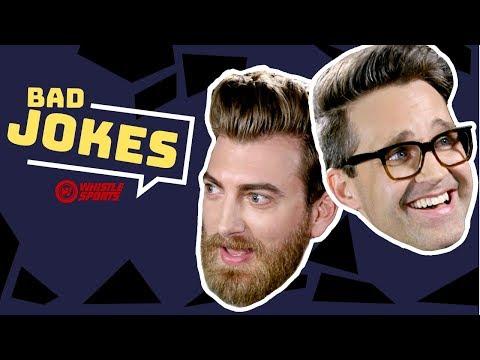 Rhett & Link | Bad Joke Telling