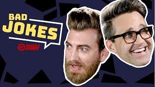 Rhett & Link | Bad Joke Telling