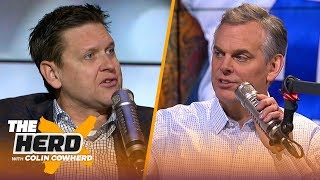 Cowboys insider Matt Mosley breaks down the team's future plans & loss against Rams | NFL | THE HERD
