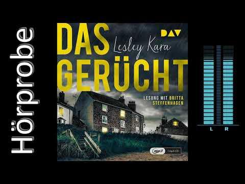 Das Gerücht YouTube Hörbuch Trailer auf Deutsch