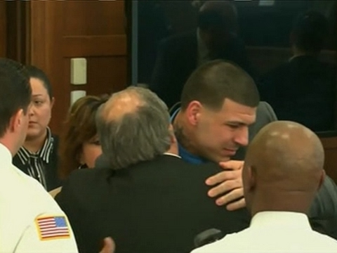 Thumbnail: Aaron Hernandez Not Guilty in Double Slaying