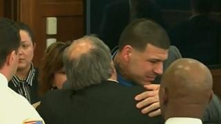 Aaron Hernandez Not Guilty in Double Slaying