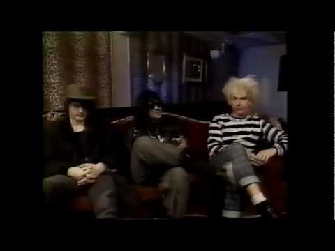 skinny puppy: MINISTRY interview New York 1990