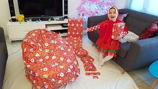 on fait des cadeaux de noel à nos abonnés
