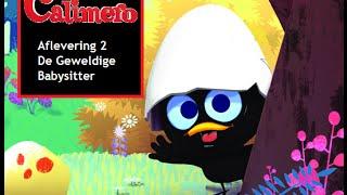 Calimero - 02 - De Geweldige Babysitter