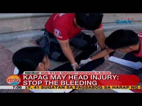 Unang Hirit: Safety tips of 'Philippine Red Cross' in case of earthquake
