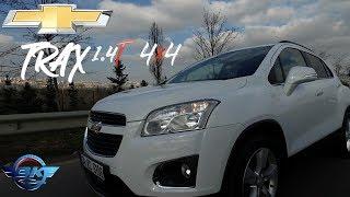 Chevrolet Trax 1.4T AWD   Otomobil Mi? Arazi Aracı Mı?   En Detaylı İnceleme