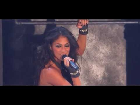 Nicole Scherzinger - Whatever U Like (Live)