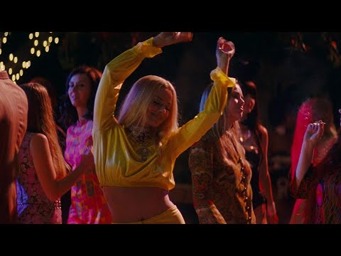 Once Upon A Time In Hollywood (2019) - Playboy Manson Party Scene HD