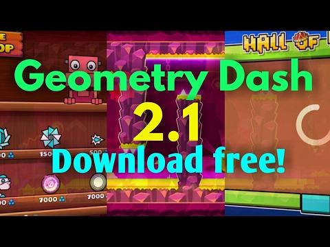Geometry Dash 2 1 Apk Download Free Mediafire Youtube
