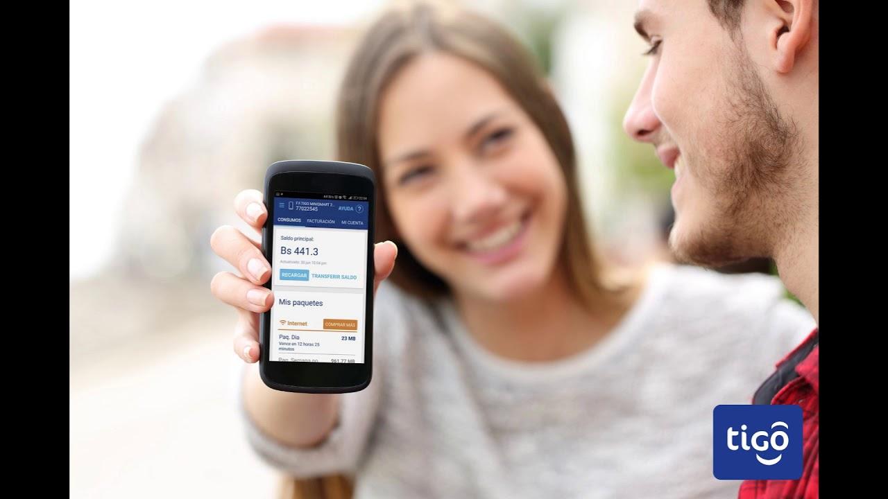 Tigo impulsa sus canales digitales para realizar transacciones y promueve la autogestión