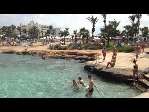 КИПР АЙЯ НАПА ADAMS BEACH 5* Собственный пляж отеля