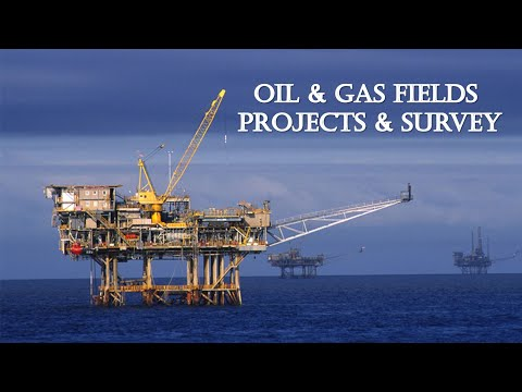 Offshore Oil & Gas Field Projects & Survey | An Introduction
