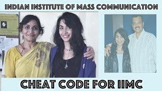 IIMC - CHEAT CODE!- Sidhikka Bajpai