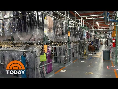 Inside The Booming Business Of Clothing Rental   TODAY