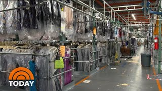 Inside The Booming Business Of Clothing Rental | TODAY
