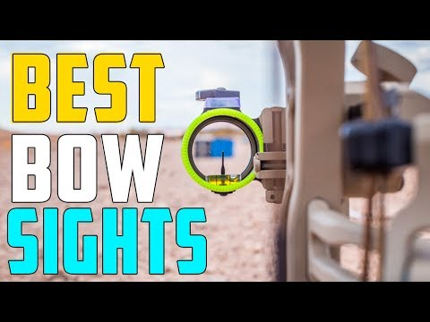 Best Bow Sights For Hunting - Top 10 Hunting Bow Sight Review