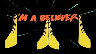 major lazer showtek believer official lyric video