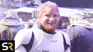 10 Actors Who Secretly Cameoed As Stormtroopers In Star Wars