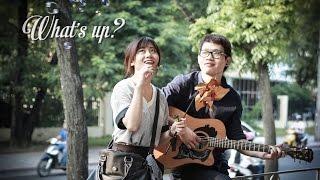 What's up? - CLB Guitar ĐH Thương Mại (Acoustic Cover)