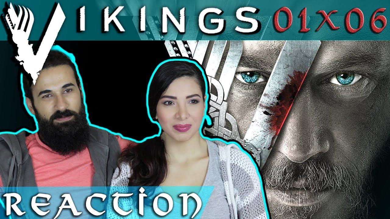 Download VIKINGS Season 1 Episode 6 REACTION