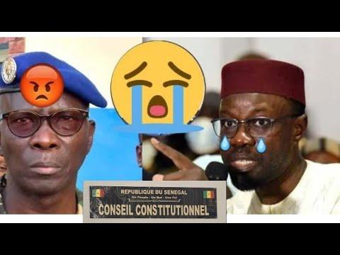 URGENT!Général Moussa Fall Fonce Vers Ousmane Sonko avec la nouvelle loi, les dernières révélations