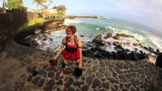 Sage Bee, Hat Juggling, Fire spinning, Circus clown, Face Painting and MORE! Oahu Hawaii Honolulu,