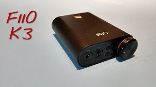 fIIO K3 _ (Z Reviews) _ New Cheap Benchmark?!