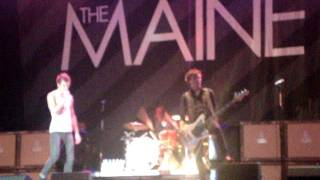 The Way We Talk The Maine (live) Thumbnail