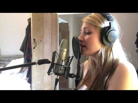 Just Like Fire by Pink - Nina Schofield Cover  Acoustic