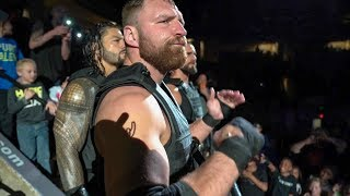 Is Roman Reigns worried he'll be fired on SmackDown LIVE?: The Shield's Final Chapter Diary