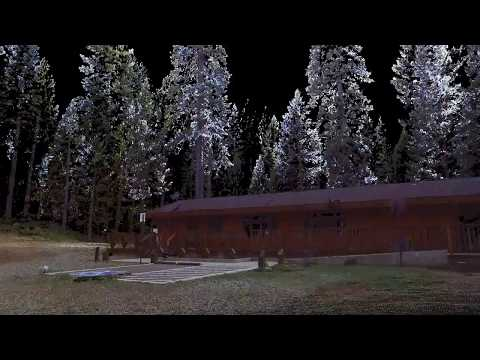 3D Laser Scanning - 360 color photos fused with terrestrial LiDAR