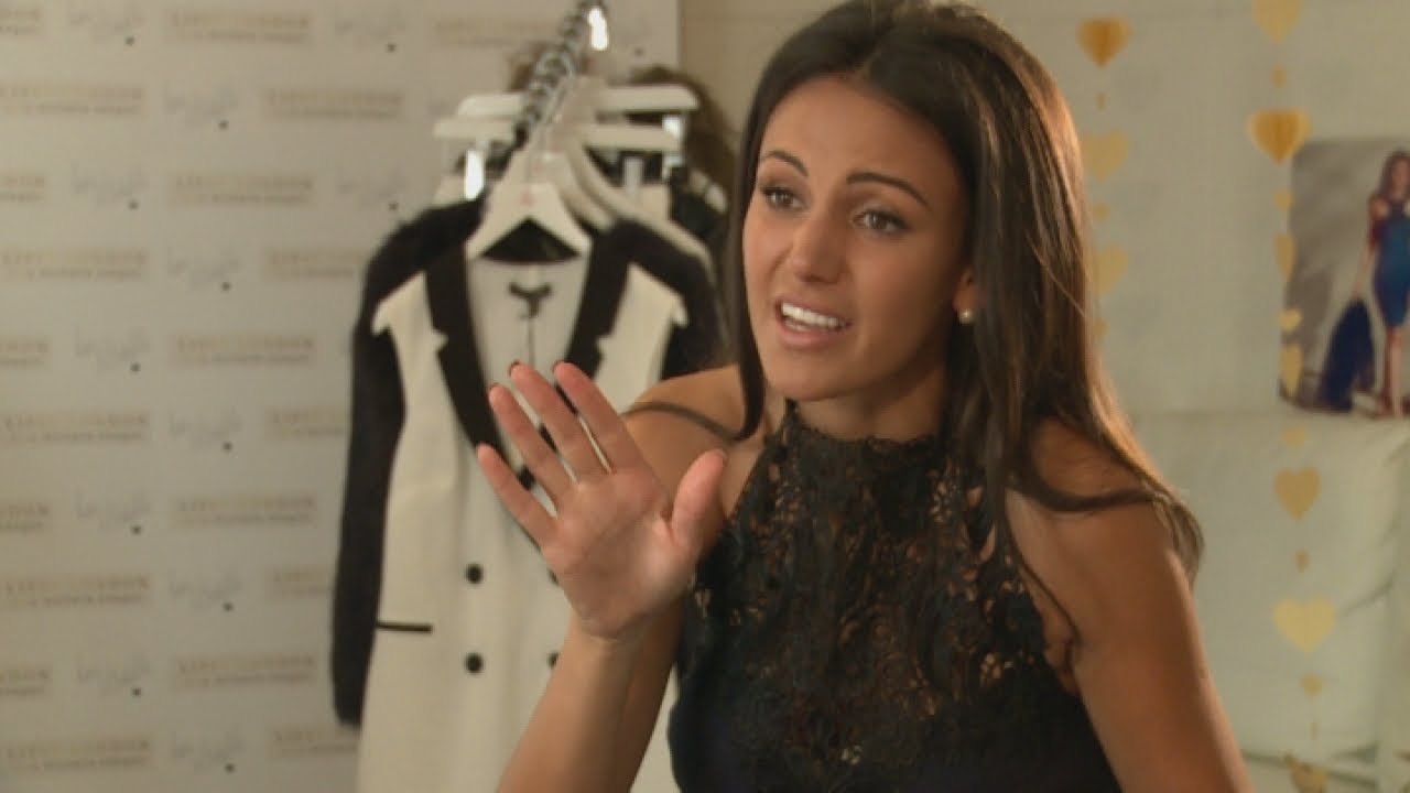 Michelle Keegan interview: Wedding plans, plus top beauty tips for getting  ready in a rush