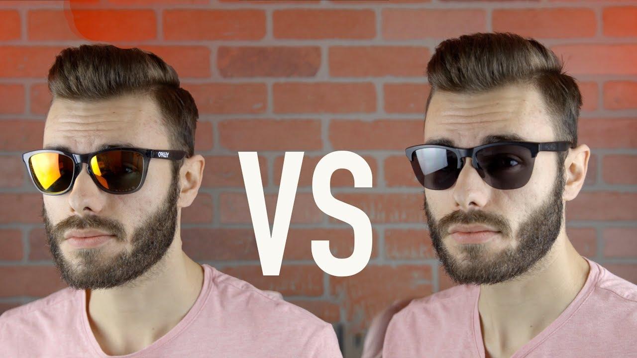 9ee6873e42f Oakley Frogskin Lite vs Original Frogskin - YouTube