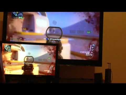 TV Size Lag Comparison for Gaming - YouTube