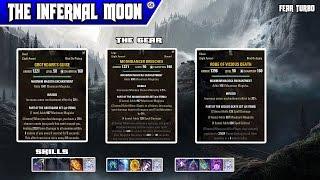 """Magicka Sorcerer PVP Build """"Infernal Moon"""" - One Tamriel"""