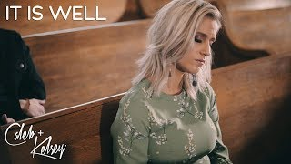 It Is Well Caleb Kelsey Cover