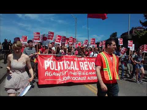 Battle In Seattle: Amazon & Bezos Vs Seattle City Council Member Kshama Sawant