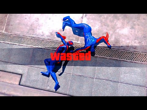 GTA 5 Epic Wasted Compilation SpiderMan ep.74 (Funny Moments)